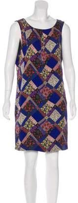 Jenni Kayne Silk Printed Dress