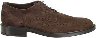 Tod's Vintage Oxford Shoes