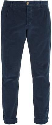 J.w.brine J.W. BRINE Marshall cotton-blend corduroy trousers