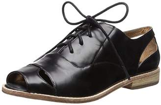 F.I.E.L Women's Rema Open-Toe Oxford