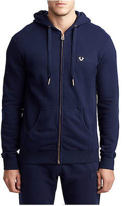 True Religion HORSESHOE FULL ZIP MENS HOODIE