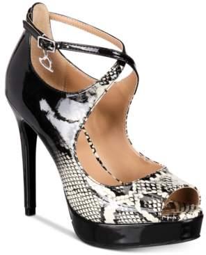 Thalia Sodi Chelsie Platform Dress Pumps, Created for Macy's Women's Shoes