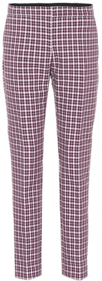 Burberry Check cotton pants