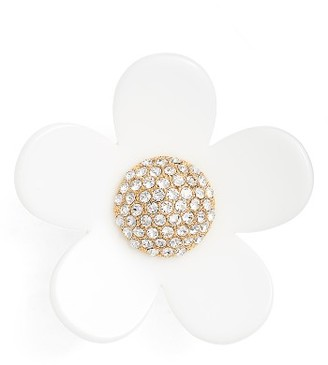 Women's Marc Jacobs Daisy Brooch $35 thestylecure.com