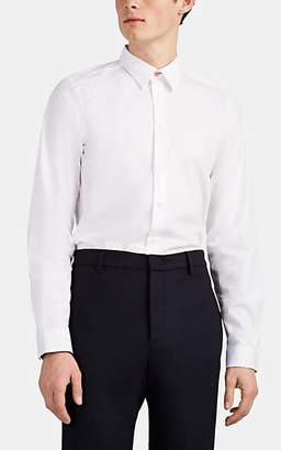 Paul Smith Men's Cotton Poplin Shirt - White