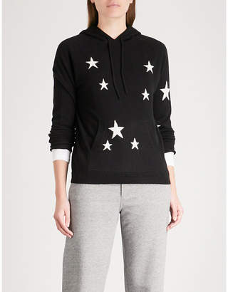 Chinti and Parker Star cashmere hoody