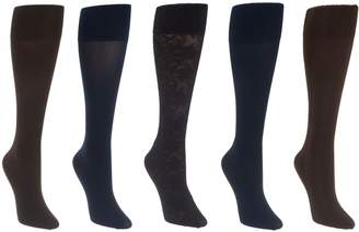 Legacy Set of Five Signature Trouser Socks