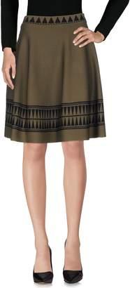 Hale Bob Knee length skirts