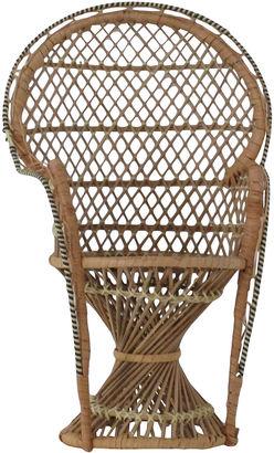 Miniature Peacock Chair