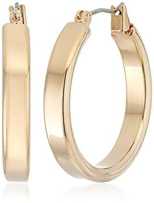 "GUESS Basic"" Small Wedding Band Hoop Earrings"