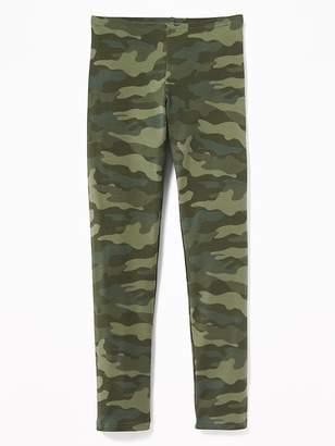 Old Navy Full-Length Jersey Leggings for Girls