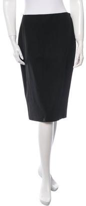 Jean Paul Gaultier Wool Skirt $45 thestylecure.com