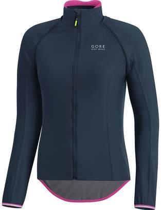 Gore Bike Wear Power Lady Gore Windstopper Zip-Off Long-Sleeve Jersey - Women's