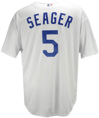 Majestic Men Corey Seager Los Angeles Dodgers Player Replica Cool Base 3XL-6XL Jersey