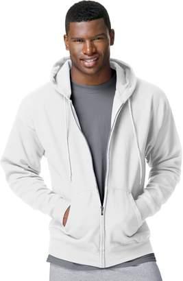Hanes Comfortblend Ecosmart Pullover Hoodie Sweatshirt Small Purple