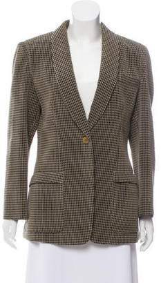 Giorgio Armani Wool-Blend Deconstructed Sport Coat