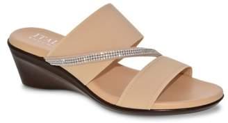 Italian Shoemakers Maryam Wedge Sandal