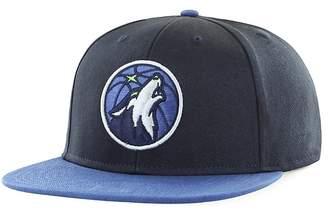 1a298ba59b100 Old Navy NBA® Team-Graphic Flat-Brim Cap for Kids