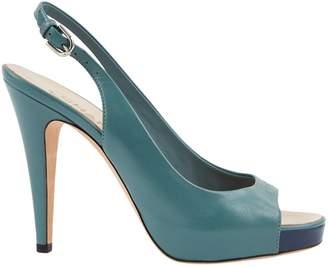 Chanel Leather sandal