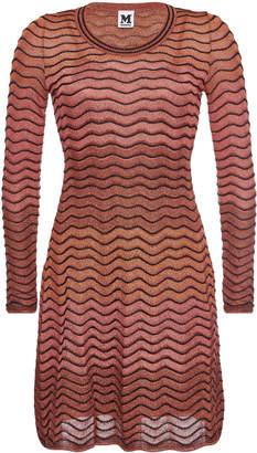 95570d3c66 M Missoni Knit Dress with Metallic Thread