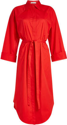Nina Ricci Cotton Shirt Dress