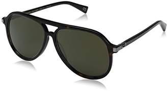 Marc Jacobs Men's Marc174s Aviator Sunglasses