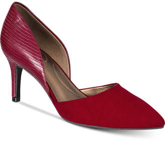 Bandolino Grenow Pointed-Toe D'Orsay Pumps Women's Shoes