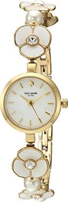 Kate Spade Women's 'Metro' Quartz Stainless Steel Casual Watch