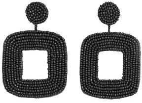 MANGO Bead earrings