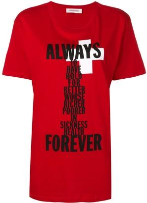 A.F.Vandevorst Always Forever T-shirt