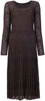 M Missoni pleated dress