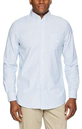 Chaps Men's Classic Fit Stretch Oxford Shirt