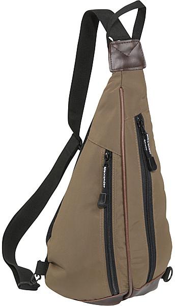 Derek Alexander Cross Shoulder Body Bag