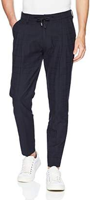 Armani Exchange A|X Men's Relaxed Cotton Trouser