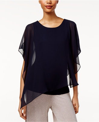 MSK Embellished Top $59 thestylecure.com