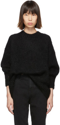 Isabel Marant Black Idol Sweater