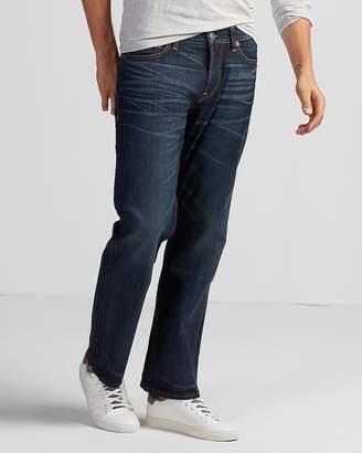 Express Loose Boot Medium Wash 100% Cotton Jeans