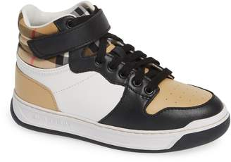 Burberry Duke High Top Sneaker