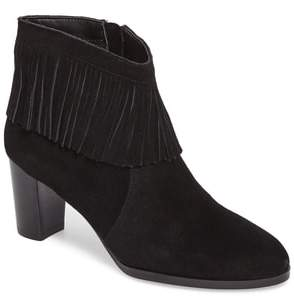 David Tate Misty Fringe Bootie
