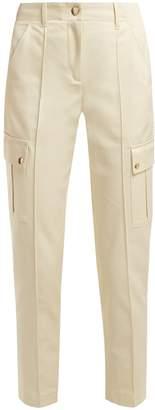 A.P.C. Avril gabardine cargo trousers