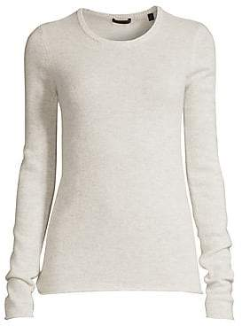 ATM Anthony Thomas Melillo Women's Crewneck Cashmere Sweater