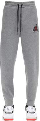 Nike JORDAN COTTON BLEND SWEATPANTS
