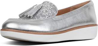 FitFlop Petrina Crystalled Loafers