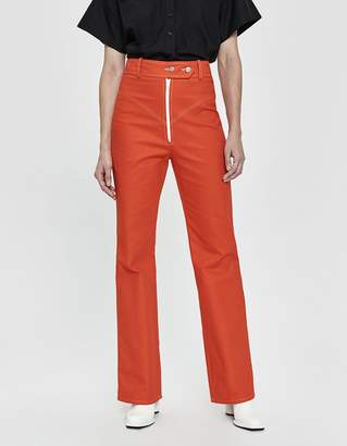 Awake Yoke Straight Pant