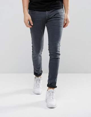 G Star G-Star Revend Super Slim Jeans Overdye Blue