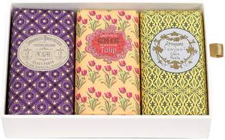 Claus Porto Classico - Lavendre, 8741 & Chic Wax Sealed Soap Trio