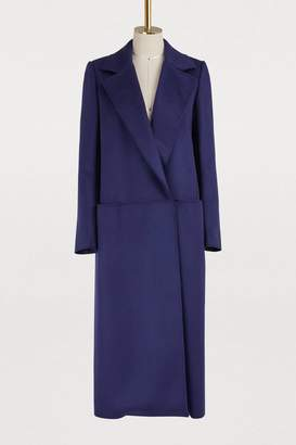 Maison Rabih Kayrouz Long wool coat