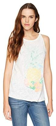 O'Neill Women's Pineapple Pop Graphic Print Tank
