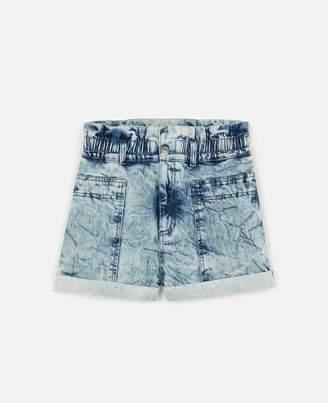 Stella McCartney Denim Shorts, Women's