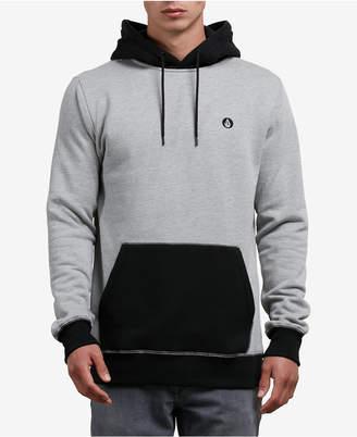Volcom Men's Colorblocked Pullover Hoodie